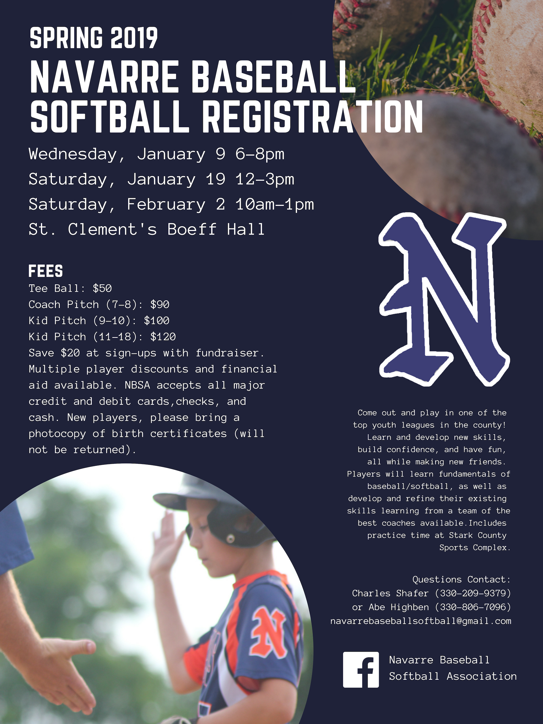Navarre Baseball Softball Association
